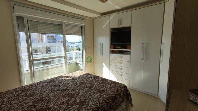 3 dormitórios e vista Parcial Mar - Estreito - Florianópolis/SC - Foto 11