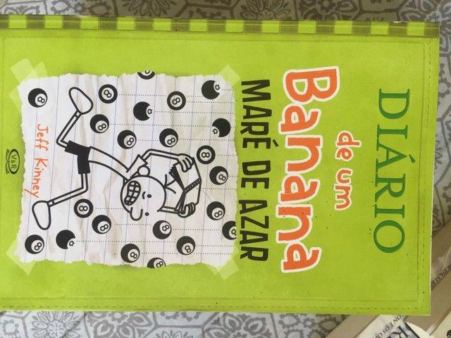 Coleção de Diário de um Banana (01-08)