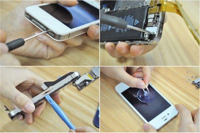 Kit chaves e ferramentas para celular  - Foto 3