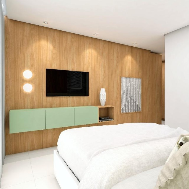Apartamento à venda, 120 m² por R$ 703.800,00 - Pedra - Eusébio/CE - Foto 14