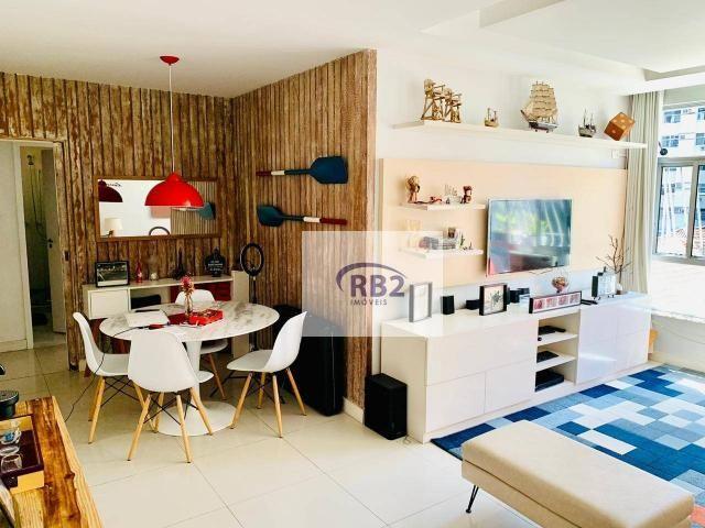 Excelente apartamento no miolo de Icaraí todo reformado - Foto 3