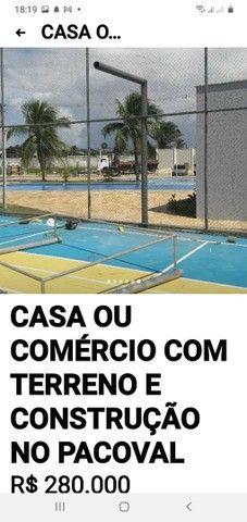 TERRENO COM CONSTRUÇÃO PROJETOS ETC - Foto 6