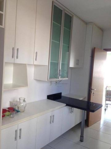 Apartamento no Edifício Jardins de France com 3 dormitórios à venda com 118 m² por R$ 550. - Foto 2