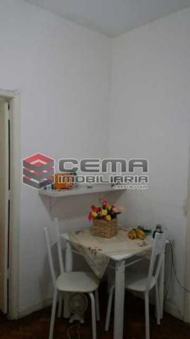 Apartamento à venda com 1 dormitórios em Flamengo, Rio de janeiro cod:LAAP12781 - Foto 3