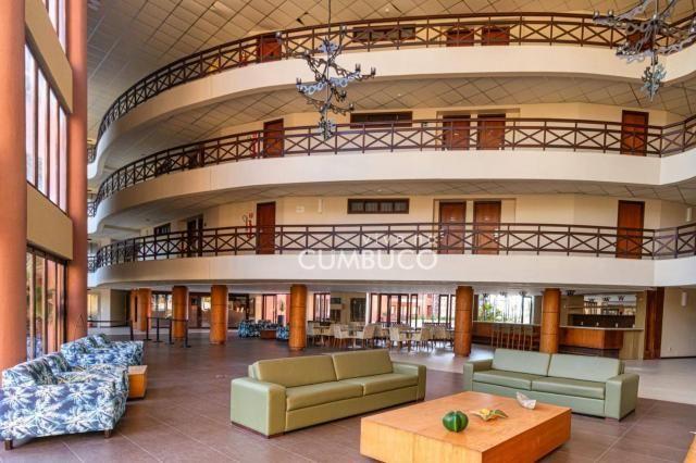 Apartamento com 1 dormitório à venda, 46 m² por R$ 285.000,00 - Cumbuco - Caucaia/CE - Foto 17