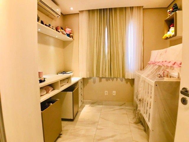 Apartamento com 83m, todo projetado no Terraço das Flores  - Foto 10