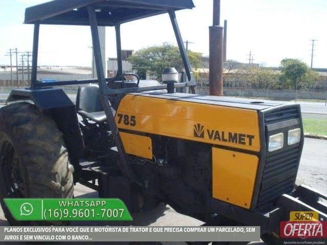 Trator Valtra/Valmet 785 4x2 ano 98 - Foto 2