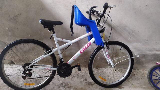 Bicicleta caloi feminina  - Foto 2