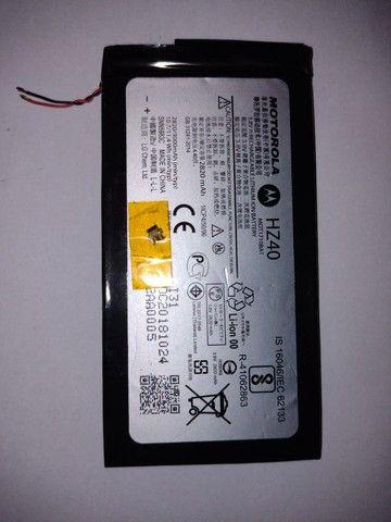 Bateria Motorola original para celular Moto Z2 play - Foto 2