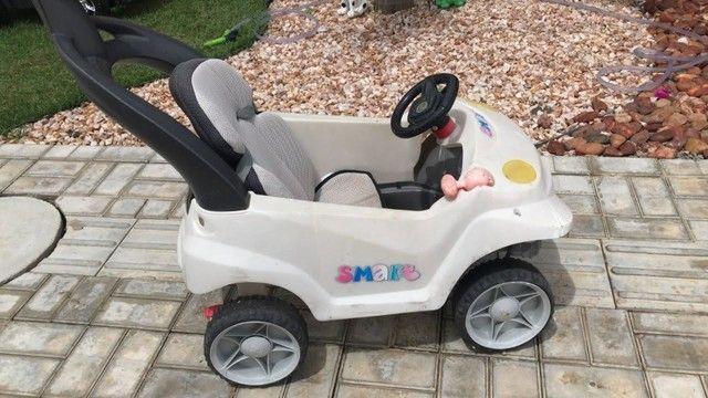 Carrinho de passeio Smart Baby Plus  - Foto 5