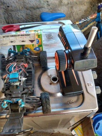Controle remoto com receptor - Foto 3