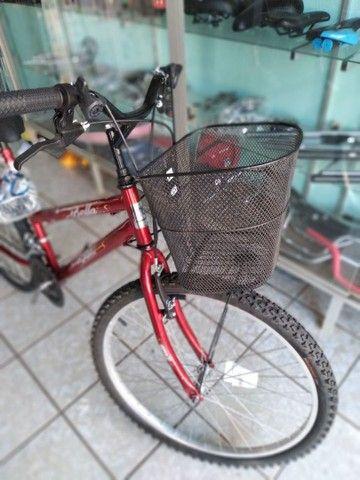 """Bicicleta aro 26"""" - Foto 2"""