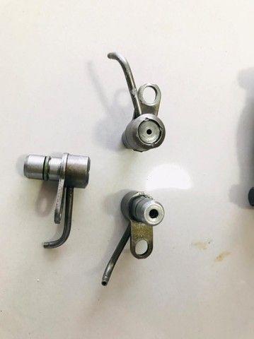 pistão com biela e aneis (mini cooper 1.5 turbo) 3 cilindros - Foto 3
