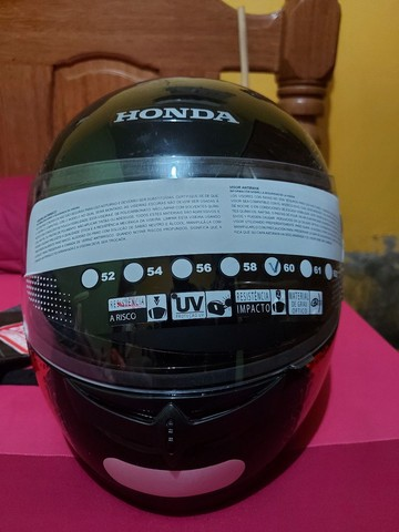 Capacete Honda - Foto 2