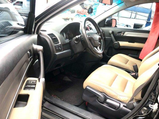 Honda crv automatica top flex bancos caramelo  - Foto 15