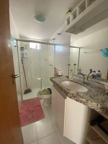 Alugo apartamento 2/4 na Jatiúca - mobiliado - Foto 7