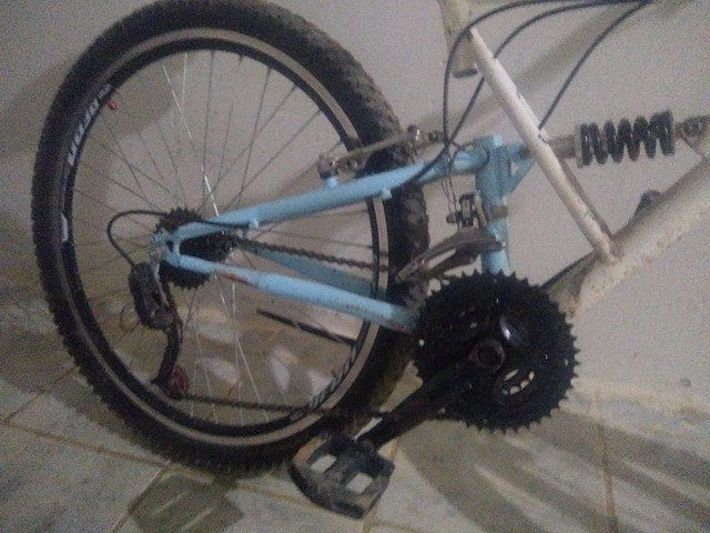 Bicicleta Caloi 500$ - Foto 4