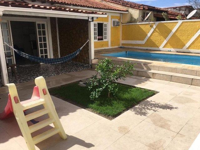Casa de praia Garatucaia em Angra dos Reis a 50 metros da Praia condomínio Sosiga - Foto 2