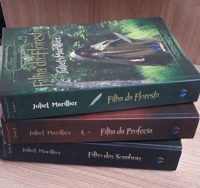 Livros - Coleção Trilogia Sevenwaters