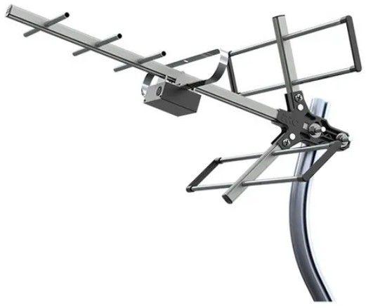 Kit Antena Digital Uhf Yagi Prohd1110/02 - Foto 2