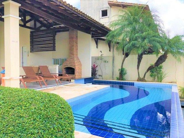 Casa com 4 dormitórios à venda, 170 m² por R$ 420.000,00 - Lagoinha - Eusébio/CE - Foto 7