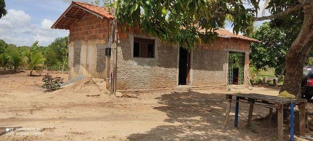 Vende ou troca sítio na cidade de Cuité de mamanguape.medindo60/60.