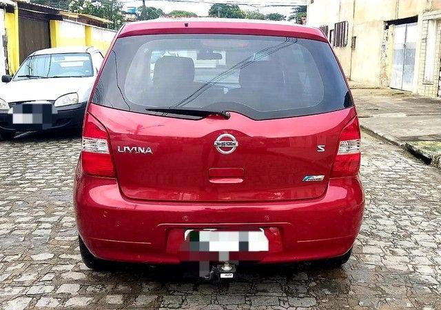 Livina 1.6 completa c/ GNV - Foto 5