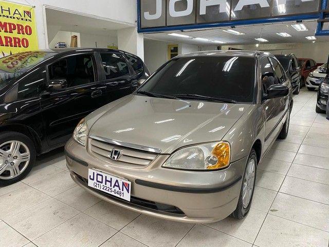 Honda Civic Sedan LX 1.7 16V - Foto 2