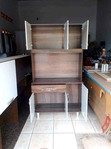 Armário de cozinha (0,90x1,70) Novo  - Foto 2