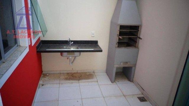 Apartamento com 2 dormitórios para alugar, 69 m² por R$ 750,00/mês - BairroSão Mateus - Foto 3