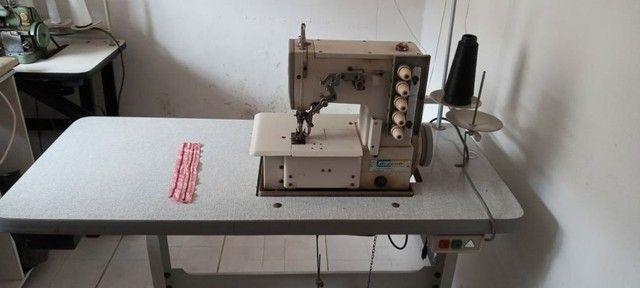 Máquina de costura Galoneira Bracob usada - Foto 2