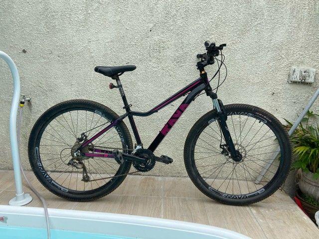 Bicicleta Rava Nina feminina