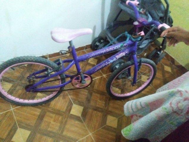 Bicicleta seme nova  - Foto 2