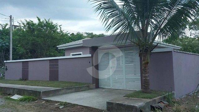 Casa com 3 dormitórios à venda, 82 m² por R$ 350.000,00 - Itaipuaçu - Maricá/RJ - Foto 2