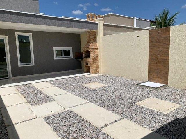 Casa com 3 dormitórios à venda, 98 m² por R$ 275.000,00 - Guaribas - Eusébio/CE - Foto 4