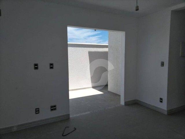 Cobertura com 3 dormitórios à venda, 110 m² por R$ 300.000,00 - Jardim Atlântico Leste (It - Foto 8