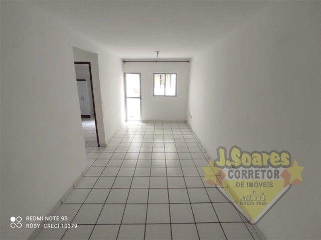 Aeroclube, 3 quartos, suíte, 70m², R$ 140 Mil C/Cond, Venda, Apartamento, João Pessoa - Foto 2