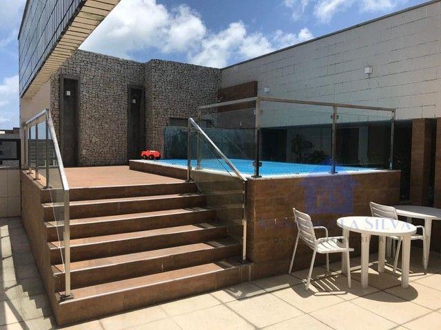 Apartamento para Venda em Maceió, Ponta Verde, 3 dormitórios, 3 suítes, 4 banheiros, 3 vag - Foto 12