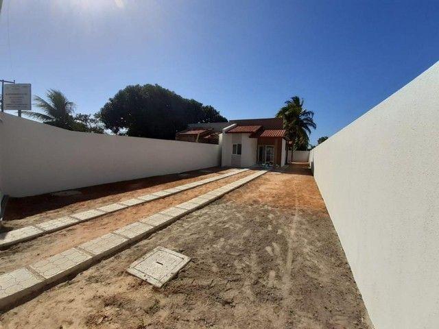 Casa à venda, 75 m² por R$ 164.000,00 - Mangabeira - Eusébio/CE - Foto 9