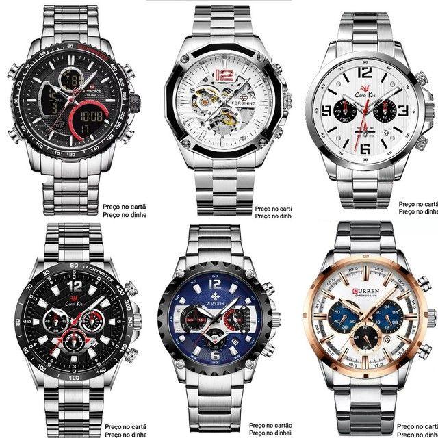 Relógios Relógios Relógios Relógios Relógios - Foto 3