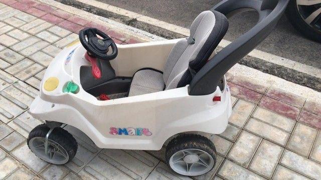 Carrinho de passeio Smart Baby Plus  - Foto 4
