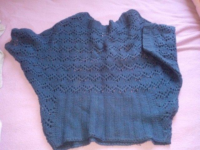 Blusão de  lã Hering