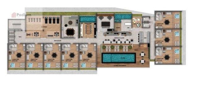 Apartamento à venda com 1 dormitórios em Cabo branco, João pessoa cod:38494 - Foto 16