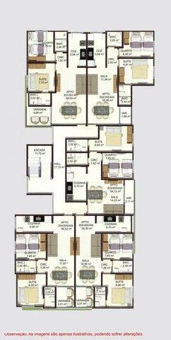 Apartamento para Venda em João Pessoa, Planalto Boa Esperança, 2 dormitórios, 1 suíte, 1 b - Foto 4
