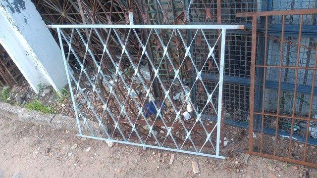 Grades e portões novos e usados