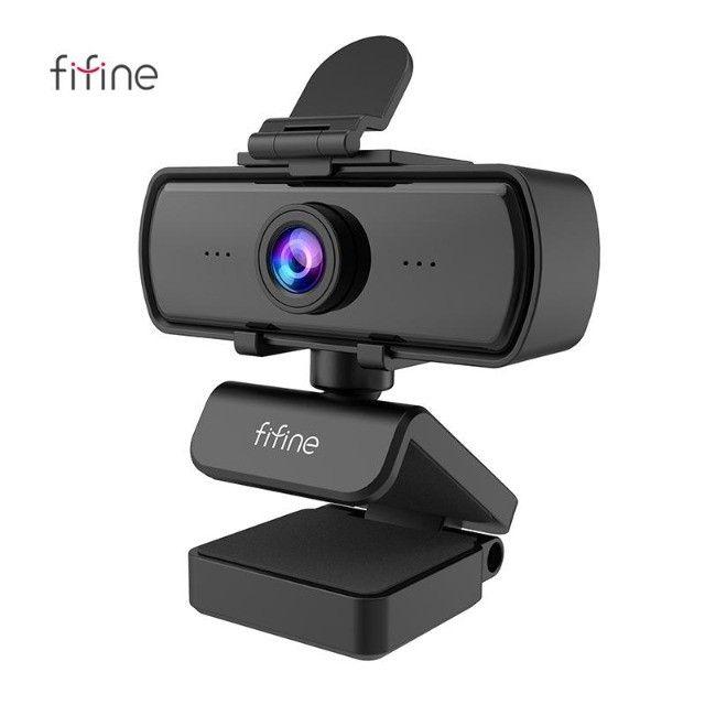Webcam Fifine K420 1440p+Tripé