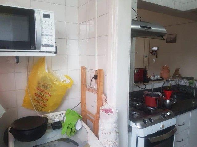 Apartamento à venda com 1 dormitórios em José menino, Santos cod:168377 - Foto 12