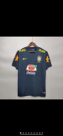 Camisetas da Seleção Brasileira