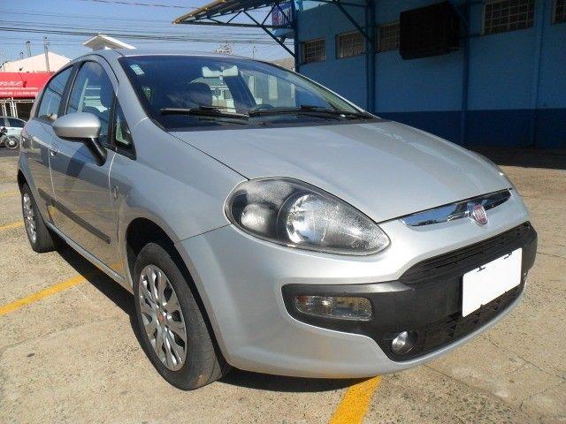 Fiat Punto Attractive 1.4 Fire Flex 8V 5p - Foto 3