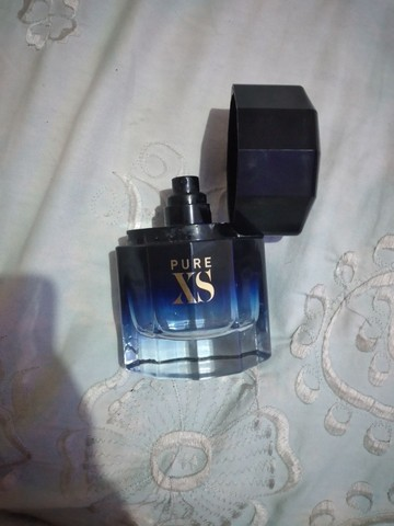 Vidro Perfume pure XS vazio - Foto 2